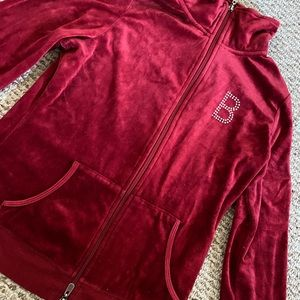 BCBGMaxAzria Other - BCBG velvet suit